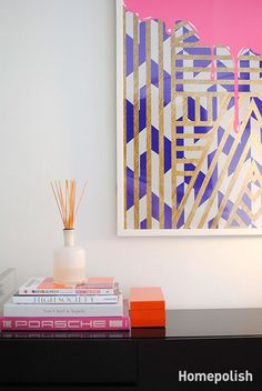 Deco Dreamland - A Miami-inspired West Village 1BR fit for a rockstar @Homepolish NYC