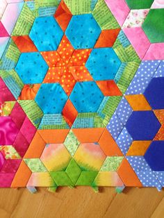 Und Hexagons