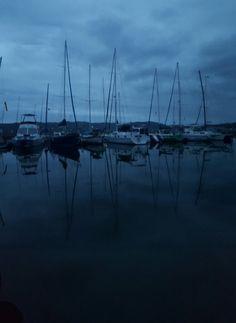 Knysna, Sailing Ships, Wind Turbine, Ocean, Boat, Dinghy, The Ocean, Boats, Sailboat