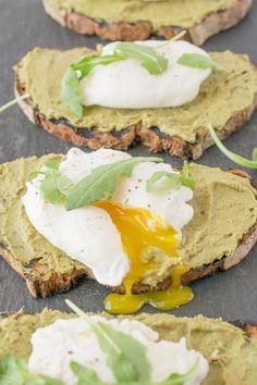 Avocado artichoke toast with poached egg, is a twist on the very popular avocado…