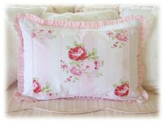 PC19 Ashwell Grand Floral Roses Pillow