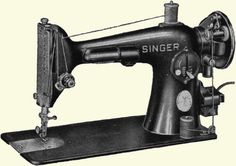 One day I will learn to sew and when I do, I want a vintage machine like this Sewing Machine History, Sewing Machines Best, Sewing Machine Repair, Antique Sewing Machines, Janome, Sewing Techniques, Sewing Hacks, Sewing Blogs, Sewing Tips