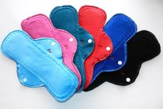 Super soft reusable cloth pads-perfect for postpartum use. Post Partum Pads, Mama Cloth, Kam Snaps, Menstrual Pads, Cloth Pads, Wet Bag, New Moms, Purses, Natural Living