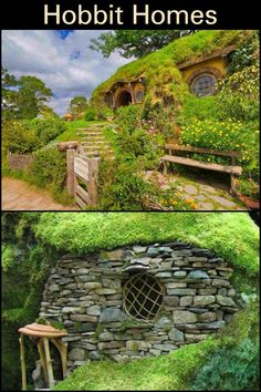"""Would you like your own """"Hobbit Hole""""? Great Buildings And Structures, Modern Buildings, Outdoor Structures, Hobbit Hole, The Hobbit, Sustainable Architecture, Architecture Design, Dubai Skyscraper, Natural Homes"""