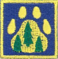 Cub Scouts/The Great Outdoors merit badge; Partiotuote, Luonnossa liikkuja -jälki , Sudenpentujen luonnossa liikkuja -jälki