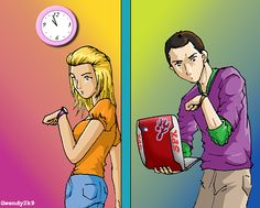 The Rule by on DeviantArt Penny And Sheldon, The Big Band Theory, Chuck Lorre, Female Friends, Me Tv, Live Action, Bigbang, Fandoms, Deviantart