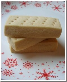 Twelve Days of Christmas Cookies: Scottish Shortbread