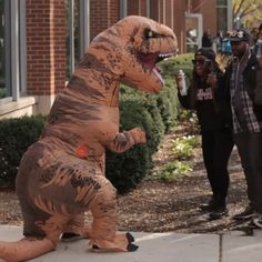 Inflatable T-Rex Costume #Costume, #Dinosaur, #Inflatable, #Scary