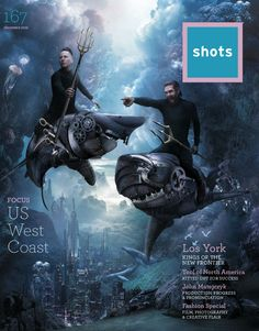 shots spotlights the world's most creative advertising every day. Advertising Industry, Creative Advertising, Shots Magazine, Magazine Covers, December, York, Prints, Movie Posters, Film Poster