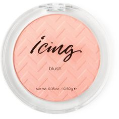 Chevron Striped Light Coral Blush Compact ($35) ❤ liked on Polyvore featuring beauty products, makeup, cheek makeup, blush, beauty, fillers, cosmetics and coral blush