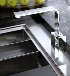 single handle mixer tap for kitchen NEXT  Porcelanosa