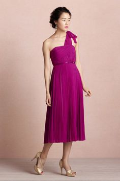 Marchioness Dress in SHOP Bridesmaids & Partygoers Dresses at BHLDN  IN LOVE!