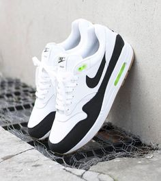 – How would your Nike ID Air Max 1 look like? By Click the link in o… Sneaker Outfits, Sneakers Fashion Outfits, Nike Fashion, Nike Outfits, Air Max 1, Nike Air Max, Nike Id, Sneakers Mode, Air Max Sneakers