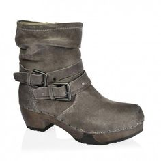 Need new boots ... Softclox JACQUELINE Bailey granit