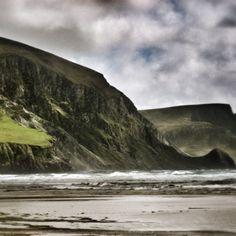 Achill Island, Ireland - fabulously wild