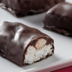 Coconut-and-Almond Candy