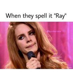 Lana Del Rey meme #LDR lol