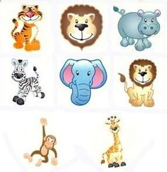 Pics Photos - Pin Zoo Animal Tattoos Party Favors On Pinterest
