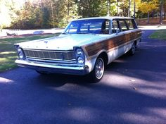 '65 Ford Galaxie Country Squire Station Wagon