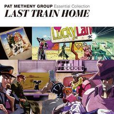 "Crunchyroll - Pat Metheny Group's Best Album Jacket to Feature ""JoJo's Bizarre Adventure"" TV Anime"