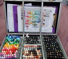 31087552a064 34 Best Copic Marker Storage images in 2018 | Marker storage, Copic ...