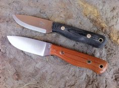 The Brumby Lite - Blind Horse Knives. This knife is offered in flat or scandi grind.