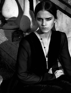 Emma Watson by Vincent Peters for Vogue Italia November 2015 8