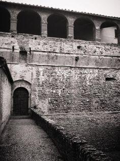 Fortezza di Sansepolcro - Wikipedia. Passetto di ingresso