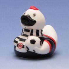 Eintracht Frankfurt Badeente Fan