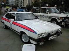 Bodie and Doyle before Ford Capri Policecar Emergency Vehicles, Police Vehicles, British Police Cars, Ford Motorsport, Car Badges, Cars Uk, Ford Capri, Auto Service, Henry Ford