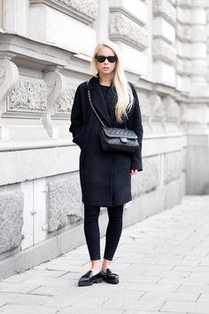 Todays Outfit | Victoria Törnegren   #fashion #streetstyle #swedish #blogger #VictoriaTornegren #Senso #Topshop #ASOS #RayBan