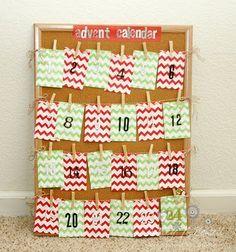 Image result for diy advent calendar paper bags