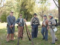 Civil War battlefields Hardeman and McNairy Counties in West Tennessee