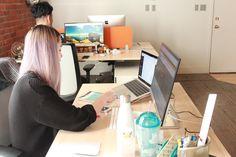 JYZ Design Office Pic #Calgary #agency #digitalmarketing #socialmediamarketing #webdesign Corporate Profile, Corporate Identity, Stock Imagery, User Experience Design, Competitor Analysis, Creating A Brand, Design Agency, Calgary, Instagram Feed