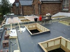 2 x grp roofs