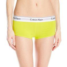 Calvin Klein Women's Modern Cotton Boyshort, Winter Chartreuse, Small Calvin Klein http://www.amazon.com/dp/B00O4CLHNO/ref=cm_sw_r_pi_dp_VNYMvb1038RG0