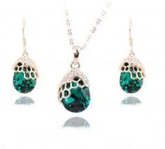 Swarovski sety, Anjelskydiabolské šperky, náušnice, prstene