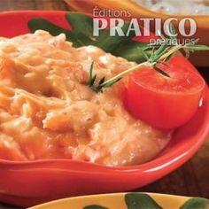 SAUCE AU PARMESAN - Grâce à cette sauce au parmesan, composée de mayonnaise, de pesto aux tomates séchées et d'ail, vos convives et vous-même fondrez doublement de plaisir. Une sauce d'accompagnement «fonduementalement» conviviale !