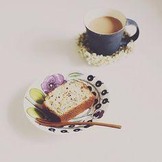 But First Coffee, Coffee Love, Banana Walnut Cake, Food Pictures, Food Pics, Eat Pray Love, Good Food, Fun Food, Breakfast Time