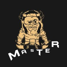 Check out this awesome 'Brew+Master' design on Dota 2 T Shirt, Weird And Wonderful, Fallout Vault, Boys, Awesome, Check, Fictional Characters, Design, Art