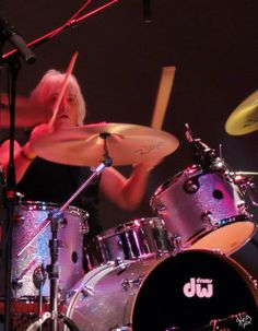 DPS Drummer Mark Hamilton