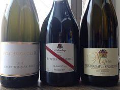 Prickelnde Momente mit d'Arenberg Sparkling Chambourcin, Dreissigacker Chardonnay Brut, Reichsgraf von Kesselstatt Riesling Brut