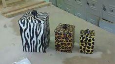 Wild nesting boxes
