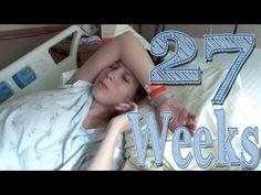 Hospital Scare - 27 Weeks - 2nd Trimester
