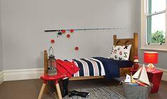 Taubmans Grey Baby Room, Ideas