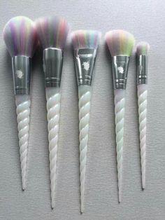 I want! Unicorn makeup brushes.