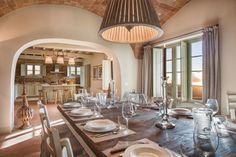 sala pranzo casale bianchi