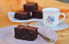La torta Barozzi è un mito per noi emiliani, è una torta al cioccolato favolosa, dal profumo di caffè e dal gusto di mandorle e arach...