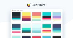 Color Hunt is a free and open platform for color inspiration with thousands of trendy hand-picked color palettes Color Schemes Colour Palettes, Color Schemes Design, Brown Color Schemes, Color Combinations, Orange Palette, Green Colour Palette, Trendy Colors, Dark Colors, White Colors