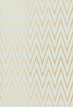 Lynn Chalk - Schumacher Kasari Ikat Wallpaper Aquamarine, $52.99 (http://store.lynnchalk.com/schumacher-kasari-ikat-wallpaper-aquamarine/)